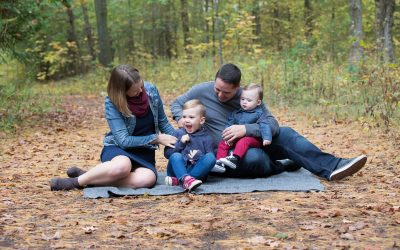 Family Experience Photo Session at Heber Down, Whitby