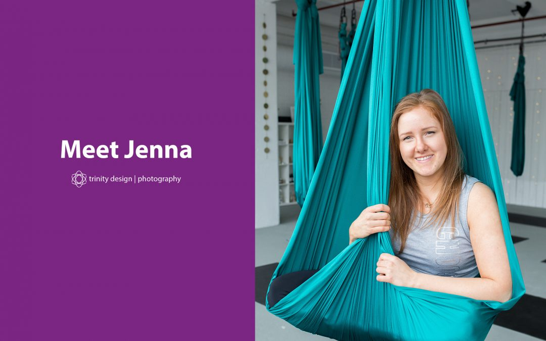 Meet Jenna: Yoga Jungle