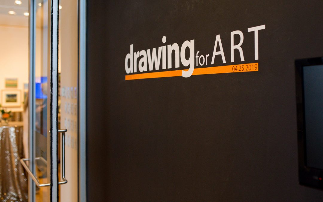 Drawing for Art 2019 – Station Gallery (Event Photography)