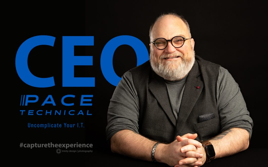 The Visual Story of Shael Risman: CEO of PACE Technical